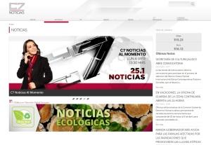 Portal del Sistema Jalisciense de Radio y Televisión http://c7jalisco.com/